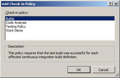 Visual Studio Last Successful Build Code